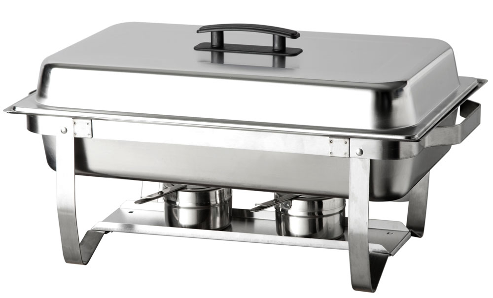 Hire items from Double Vision Mobile Bars - Chafing Dish with Fuel