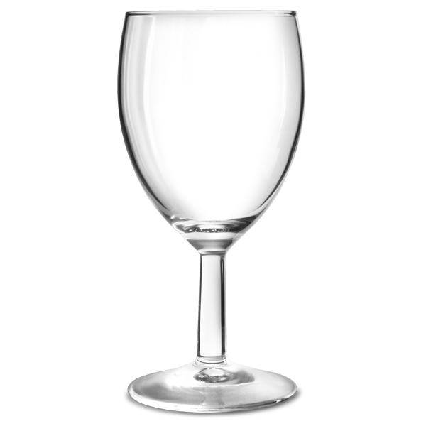 Hire items from Double Vision Mobile Bars - Large Wine Glass