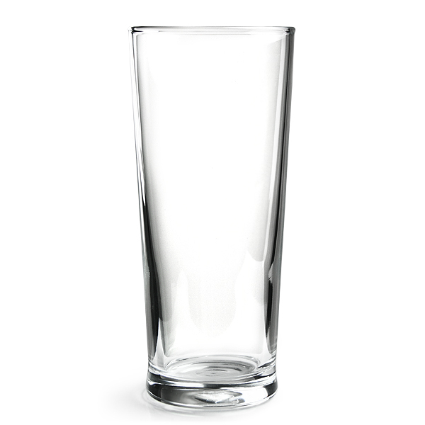 Hire items from Double Vision Mobile Bars - Tall Half Pint Glass