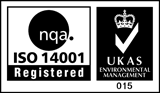 Quality & Environmental ISO 14001 certified