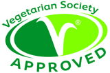 Quality & Environmental Vegetarian Society Approved