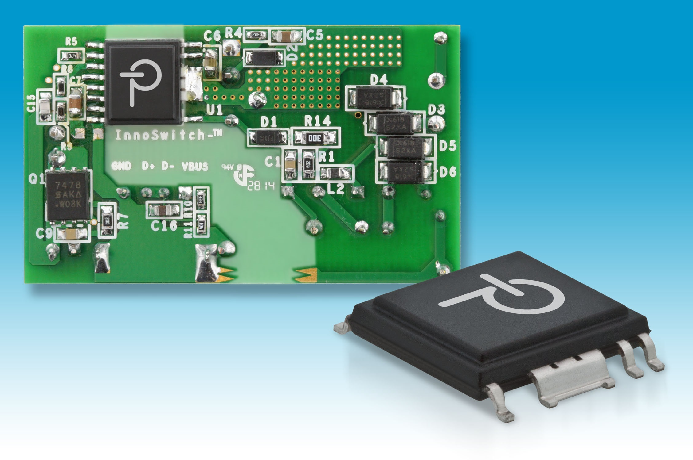 Power Electronics Europe News Integrated Circuits From Electronic Components Supplies On By Integrating Primary And Secondary Feedback The Innoswitch Ic Family Offers Best Of Both Worlds Says Integrations For Switch Mode