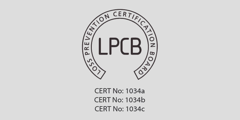 LPCB Loss Prevention Certification Board | R & D Sheetmetal Limited