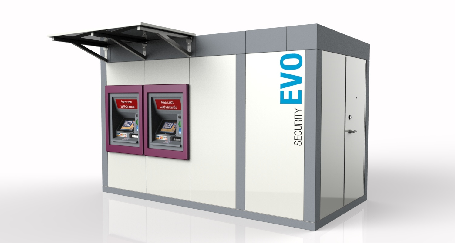 Lpcb Approved Atm Security Enclosures R Amp D Sheetmetal
